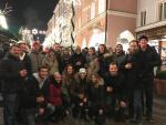 Besuch des Rosenheimer Christkindlmarkts
