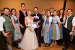 Kirchliche Hochzeit von Melli & Seppi